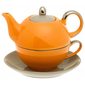 Tea for One Gift Set -Orange