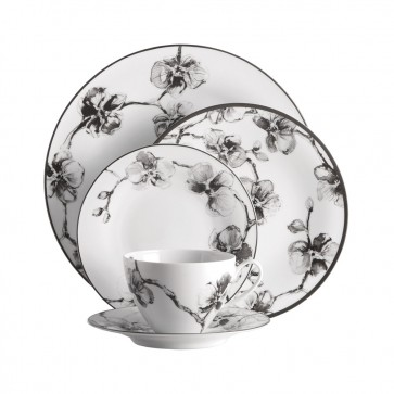 Michael Aram Dinnerware Black Orchid 5-Piece Place Setting