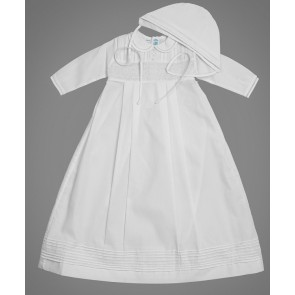 Boys Long Sleeve Brit Milah Gown Set