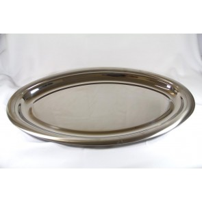 Stainless Steel Large Platter| Silver Tray| Food Tray| Food Platter| Los Angeles, CA