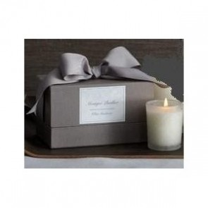 Marigold Houseware & Gifts Monique Lhuillier by DL & Co . Champagne- Votive Candle & Diffuser Gift Set