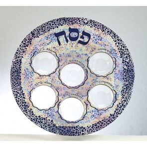 Dispostable Passover Seder Plate
