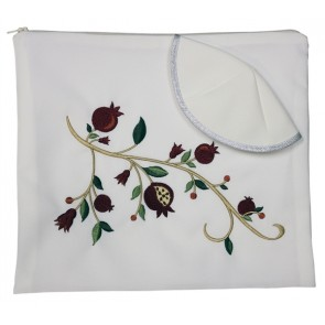 Ronit Gur Pomegranate Tallit Set