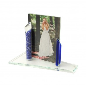 Shardz Smash Glass Picture Frame