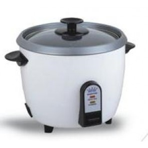 Imperial 5 Cup Rice Cooker, Includes Recipe book