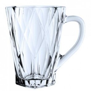 Tea/Coffee Hot Beverage Glass