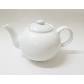 Large White Teapot Fits Mulex Persian Samovars