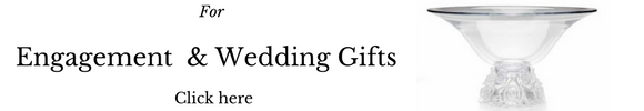 Shop engagement and wedding gifts