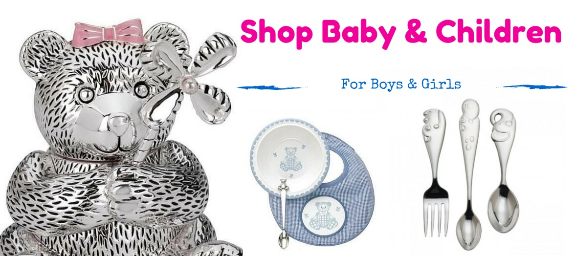 Shop Baby & Children Gift Collection